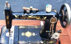 The New Goodrich No1 circa 1905 made by the Foley & Williams Manufacturing Company of Chicago and Cincinnati.
