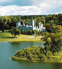 Beautiful Ashford Castle – Irish