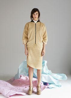 DOLOMITA SKIRT. lifegist. eco fashion. ecologic fashion