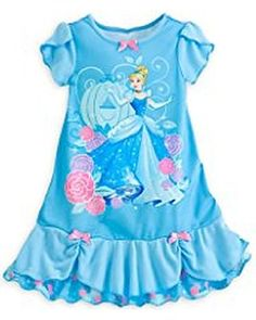 online shopping for Disney Store Cinderella Nightshirt Nightgown Size Small 5 - 6 2016 from top store. See new offer for Disney Store Cinderella Nightshirt Nightgown Size Small 5 - 6 2016 Disney Shirts, Disney Outfits, Kids Outfits, Disney Nightgowns, Little Girl Dresses, Girls Dresses, Girls Sleepwear, Baby Kids Clothes, Baby Disney