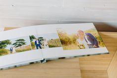 hochzeitsalbum // hahnemühle fine-art-papier fotoeinband // 20x30 cm