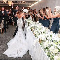 Collection robe de mariée Steven Khalil : des robes de luxe sexy   modèle coupe sirène