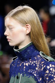 Sacai at Paris Spring 2015 (Details)