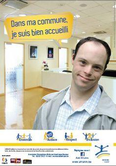 campagne de sensibilisation handicap Afrahm