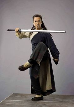 Donnie Yen - Crouching Tiger, Hidden Dragon: Sword of Destiny (2016)