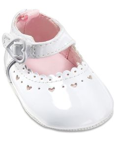 First Impressions Baby Shoes, Baby Girls Mary Jane Shoes | macys.com