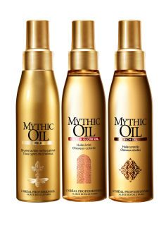 Innovate your hair with L'Oreal Professional Mythic Oil, the latest discovery of L'Oreal Paris, which makes your hair light weight, soft and smooth. For more information, please visit: http://wikibookmarks.info/story.php?id=870881#discuss
