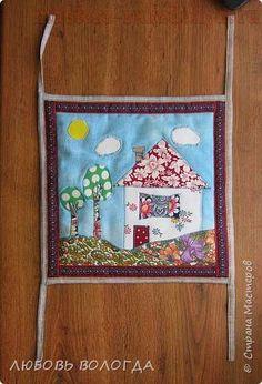 Мастер-класс по шитью для дома: Лоскутное панно