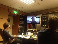 BTS of the film The Siege of Jadotville, Jamie Dornan as Pat Quinlan http://everythingjamiedornan.com/gallery/index.php?cat=63