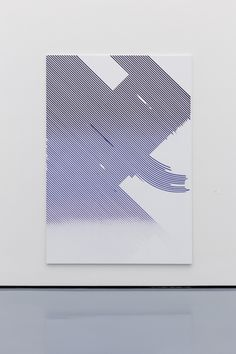 Tiziano Martini Untitled, 2012 acrylic paint and dirt on canvas