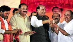 BJP rules out truck with anti-Telangana parties