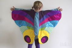 papallona.... butterfly costume