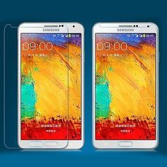 Folie sticla Samsung Galaxy Note 3 securizata 2.5D protectie display via Butic.net. Click on the image to see more!