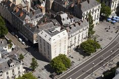 DNA Hotels - Inspirational places to stay. France, Belle Photo, Architecture, Eco Friendly, Photos, Street View, Atypical, Building, Centre