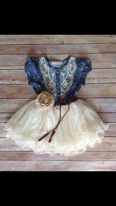 For my SweetP - Flower girl dress ♡