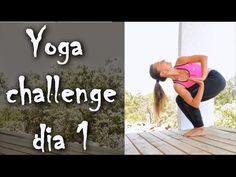 Yoga - Día 1: Vinyasa, Djnyana Mudra, Respiración Yóguica - YouTube