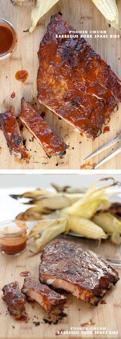 The BEST Grilled Barbeque Pork Ribs | www.foodiecrush.com/?utm_content=buffer81d1e&utm_medium=social&utm_source=pinterest.com&utm_campaign=buffer http://www.www.www.foodiecrush.com/?utm_content=buffer81d1e&utm_medium=social&utm_source=pinterest.com&utm_campaign=buffer/?utm_content=buffer81d1e&utm_medium=social&utm_source=pinterest.com&utm_campaign=buffer2012/05/barbeque-pork-spare-ribs/?utm_content=bufferfbc9d&utm_medium=social&utm_source=pinterest.com&utm_campaign=buffer