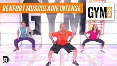 Cours gym : renfort musculaire intense 8 : Bas du corps