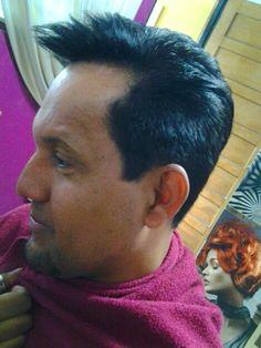 Men's haircut 2013