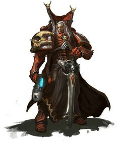 Mephiston, Chief Librarian of the Blood Angels