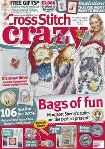 Cross Stitch Crazy No. 185 2014