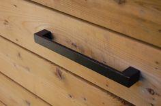 designer cupboard handles wooden - Google Search