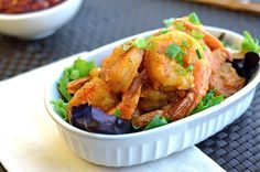 Bang Bang Shrimp - Paleo Fondue