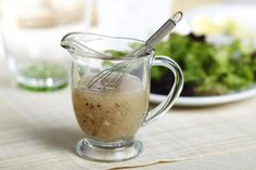 This white balsamic vinaigrette is an easy and delicious salad dressing. It's the standard dressing I make for my Everyday Salad.