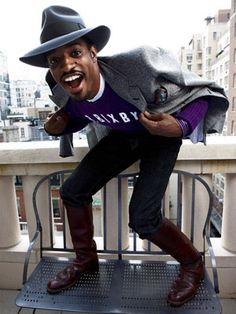 """Anybody can wear crazy clothes and anybody can wear classic clothes. Balancing the two can be an art."" -- Andre 3000"