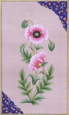 minyatür örnekleri çiçek - Google'da Ara