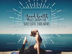 Good Health Inspirational, Health, Movies, Movie Posters, Health Care, Films, Film Poster, Cinema, Movie
