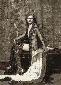 1920's glamour shot