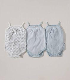 Classic bodysuit 3-pack - Burts Bees Baby