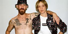 Supreme & Comme des Garcons's new collaborative Capsule Collection for Spring Summer 2013!