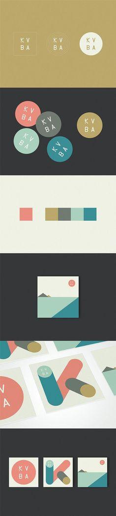 KVBA Branding on Behance | Fivestar Branding – Design and Branding Agency & Inspiration Gallery