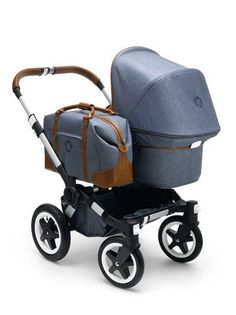 Sporty elegance for all life's journeys! Comfortable, functional and elegant, the Bugaboo Donkey Weekender is like your favourite leather bag; it will tell stories of your many journeys, near and far. Discover how you can get a nice stroller for your kids at http://bestbabystrollerhq.com/