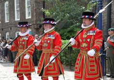 Commonly known as Beefeaters ( the Yeoman Warders have long been a presence at the Tower of London. The Yeomen Warders, more properly known as the 'Yeomen Warders of…cont.....