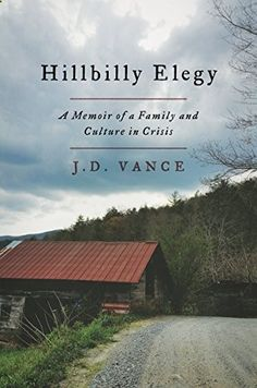 HILLBILLY ELEGY by J. D. Vance HarperCollins A Yale Law School graduate looks at the struggles of the white working class through the story of his own childhood in the Rust Belt. E-Book Nonfiction Books - Best Sellers - January 29, 2017 - The New York Times