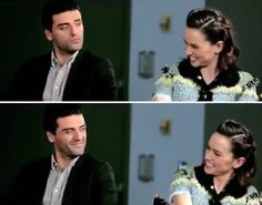 Seriously, these two are only encouraging me to ship Damerey!!