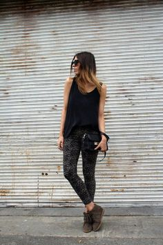 CLICK ON THE PICTURE to find out where she got her outfit! :)  #fashion #women #streetstyle #style