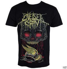 t-shirt metal men Chelsea Grin Blood Brain PLASTIC HEAD PH9608