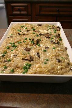 ideas about Cheesy Orzo Orzo, Orzo Recipes