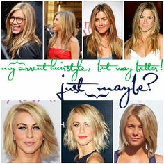 "{ according to ame }: Trend Worth Trying::: ""The Lob"" a la Julianne Hough"