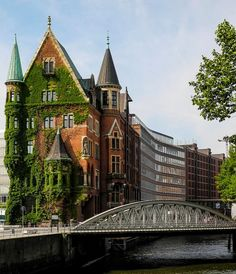 Speicherstadt ~ Hamburg, Germany | Flickr - Photo by Mathias Liebin