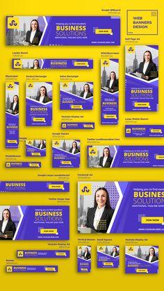 Web Design, Web Banner Design, Logo Design, Graphic Design, Fb Banner, Banner Gif, Google Banner, Digital Banner, Banner Design Inspiration