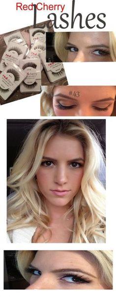 c5006bed969 37 Best Ideas eye makeup red eyelashes #makeup #eye Best False Eyelashes,  Fake