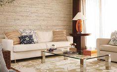 como decorar uma sala de tv e jantar | Diseño de interiores