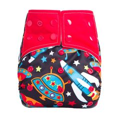 Baby'love Reusable The UFO All-in-one Pocket Diaper, 36% discount @ PatPat Mom Baby Shopping App