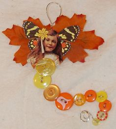 My First Button Fairy | Flickr - Photo Sharing!