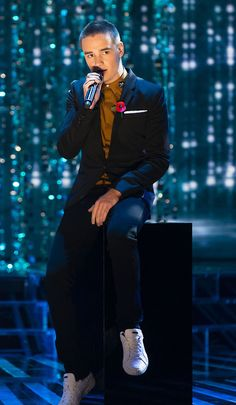 Liam on The X Factor UK